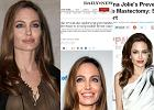Jak świat zareagował na wyznanie Angeliny Jolie?