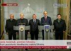 Si�y zbrojne Ukrainy w stanie gotowo�ci bojowej. Na rozkaz p.o. prezydenta Ukrainy