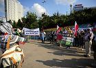 Wolną Palestynę racz nam wrócić Boże - wołają Arabowie. Większość Żydów jest na tak