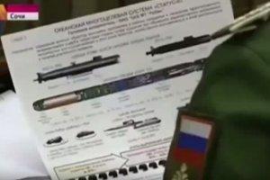 Tajna bro� na ekranie rosyjskiej telewizji. Przypadek? Eksperci s� zgodni