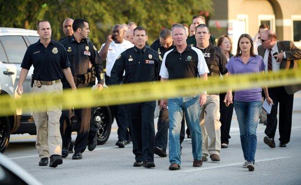 Zdjęcie numer 1 w galerii - Masakra w nocnym klubie w Orlando. Nie żyje 50 osób, 53 zostały ranne