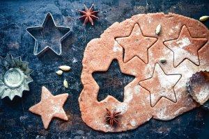 Pierniczki świąteczne - smaczne i pachnące [PRZEPISY]