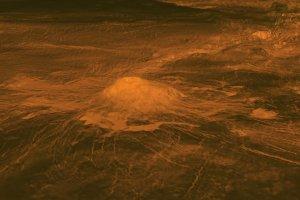 Kolejny dow�d na czynne wulkany na Wenus