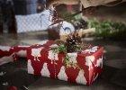 Pakowanie prezent�w: ozdobne papiery i torebki na prezenty
