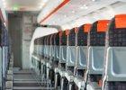 Jak wybrać najlepsze miejsce w samolocie? [IKONOGRAFIKA]