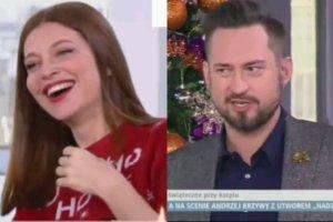 """Ada Fijał opowiada kawał o """"karpiu po żydowsku"""" w programie na żywo. Prokop przeprasza. W sieci nerwowo: Coś nie gra"""
