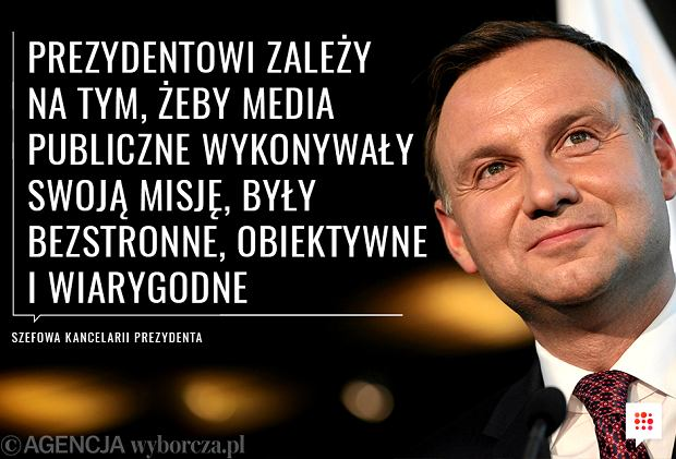Andrzej Duda podpisa� serie ustaw: o sze�ciolatkach, s�u�bie cywilnej i mediach publicznych