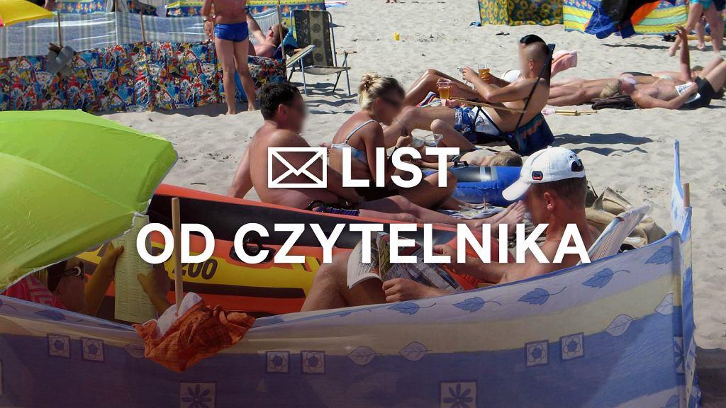 'Jak tylko zaczyna się lato wybucha ogólnopolskie szczucie na 'Polaków-wieśniaków', czyli co czytelniczka Zosia sądzi o wyśmiewaniu polskich turystów