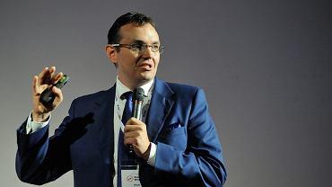 Piotr Krupa, prezes Kruka