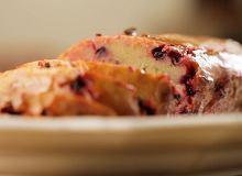 Jagodowo-cytrynowe ciasto jogurtowe - ugotuj