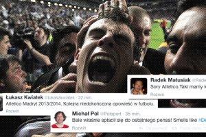 """Liga Mistrzów. Twitter po finale: """"Bale spłacił się do ostatniego pensa"""", """"Sorry taki mamy klimat"""""""