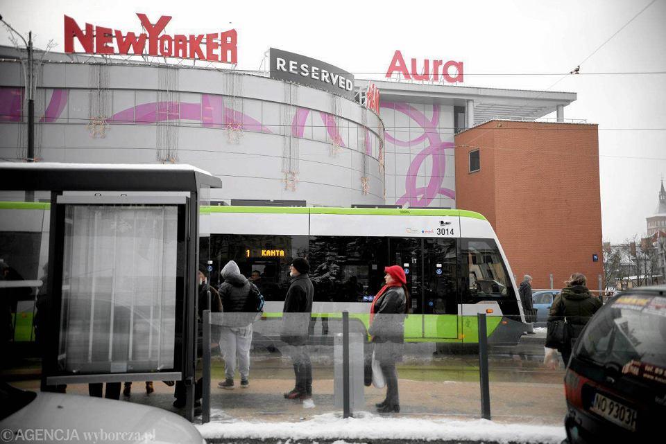 Aura Centrum Otwiera Nową Strefę Będą Restauracje