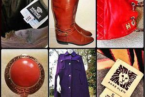 Ubrania vintage - dla jednych perły dla innych paskudztwa
