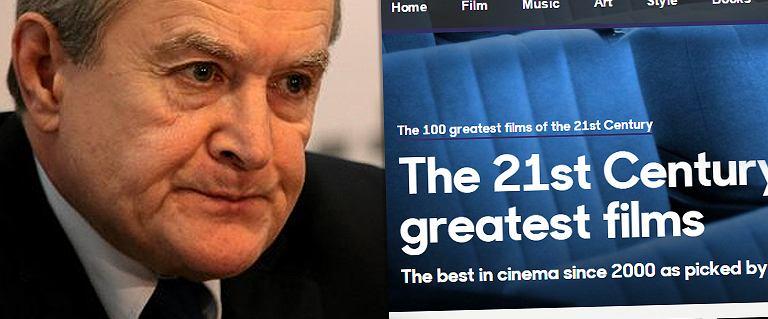 Dwa polskie tytu�y w rankingu najlepszych film�w XXI wieku! Minister Gli�ski nie b�dzie zadowolony