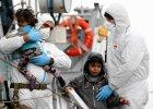 Fala ma�ych imigrant�w zalewa Europ�. Nikt nie wie, ile dzieci przyje�d�a