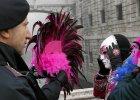 Wenecja: pierwszy taki karnawał. Imprezowicze musieli ściągać maski