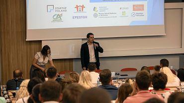 Konferencja 'StartUp Poland Camp: Biznes w Polsce dla obcokrajowców' w WSB Wrocław