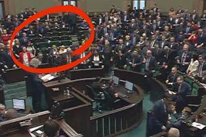 Sejm uczcił pamięć premiera Mazowieckiego. Część posłów PiS i Kukiz'15 wyszła z sali