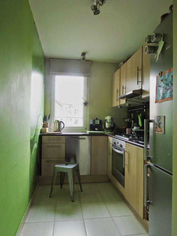 Kuchnia w stylu skandynawskim -> Kuchnia W Bloku Kolory Ścian
