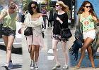 Młode gwiazdy Hollywood w letnim wydaniu - jak oceniacie ich wakacyjny styl?