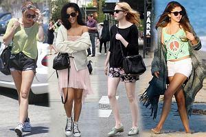 M�ode gwiazdy Hollywood w letnim wydaniu - jak oceniacie ich wakacyjny styl?