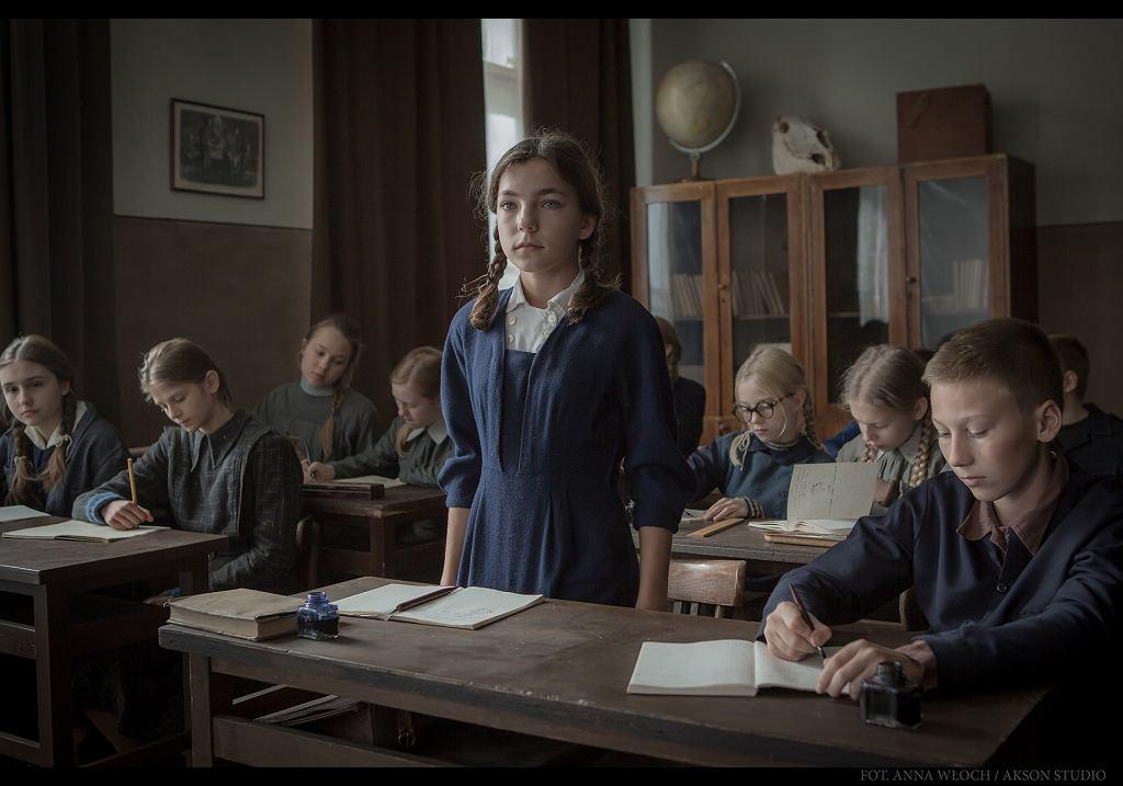 Bronisława Zamachowska, kadr z filmu