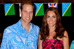 U�miechni�ci Kate i William. Robi� dobr� min� do z�ej gry?