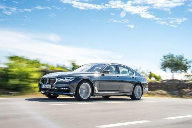 Nowe BMW serii 7 | Du�a galeria