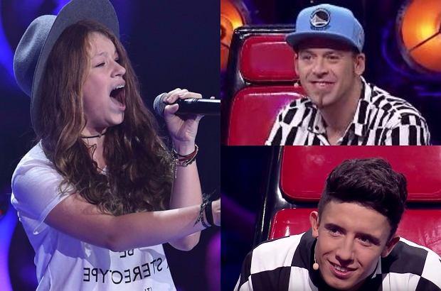 """Kilka dni temu premierę miał """"The Voice Kids"""". Jedna z uczestniczek zachwyciła jurorów i internautów, którzy już okrzyknęli ją faworytką."""