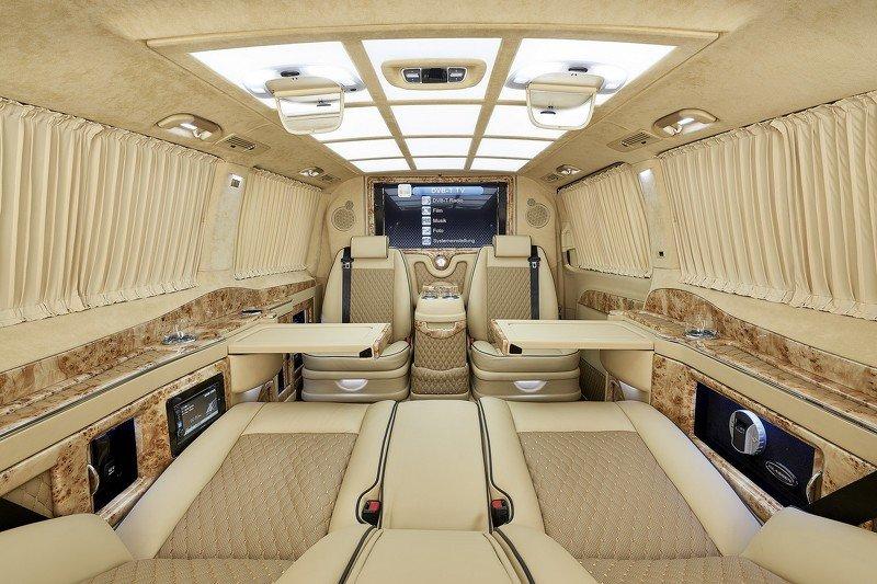 Larte Design Mercedes Klasy V