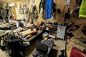 Afganistan: Nieznana bitwa o baz� w Ghazni [POLACY NA MISJACH]