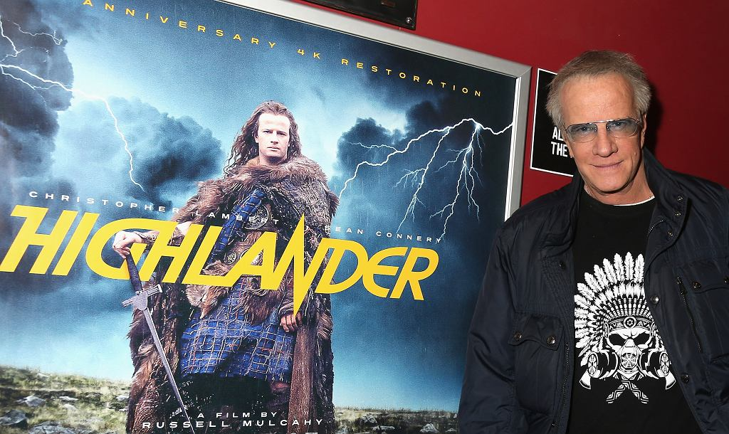 Christopher Lambert w 2016 roku, na specjalnym pokazie 'Nieśmiertelnego' z okazji 30 rocznicy premiery filmu / Dave J Hogan / Dave J Hogan/Getty Images