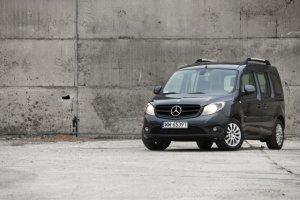 Mercedes Citan | Euro 6 i nowe wyposa�enie
