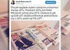 """Balcerowicz w saloniku biznesowym LOT-u. """"Oto jak wygląda wybór czasopism"""""""