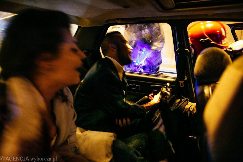 Zdjęcie numer 25 w galerii - Symulacja karambolu z kilkudziesięcioma rannymi. Duże ćwiczenia w tunelu pod Martwą Wisłą [ZDJĘCIA]