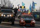 Ukraina: tysi�c samochod�w zablokowa�o rezydencj� prezydenta