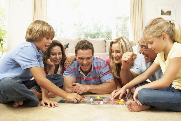 Gry planszowe, to wspaniały prezent nie tylko dla dziecka, ale dla całej rodziny