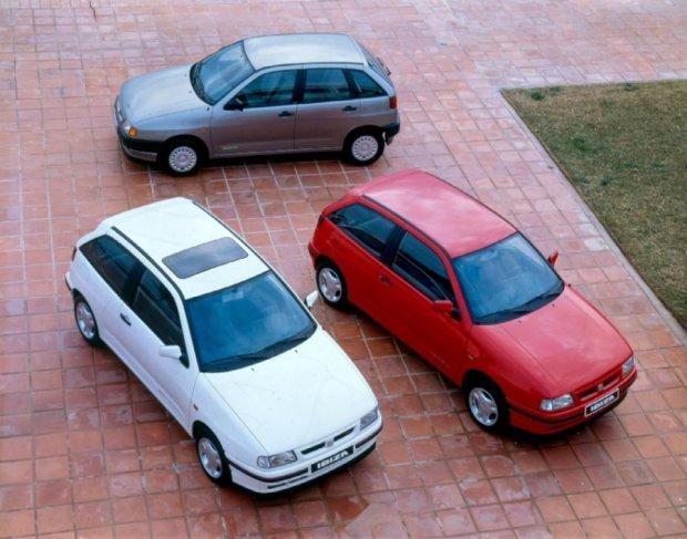 Seat Ibiza II (fot. Seat)