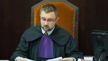 Sędzia Konrad Wytrykowski