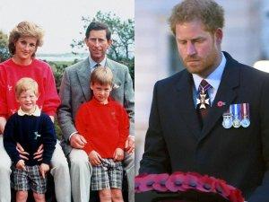 Ksi�na Diana, ksi��� Harry, ksi��� William, ksi��� Karol