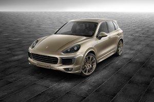Porsche Cayenne | Ekskluzywna wersja jeszcze przed premier�