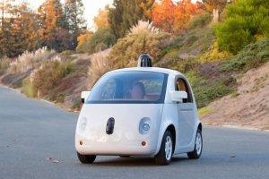 Po co ci kierownica w autonomicznym samochodzie? Mogą ją zastąpić dwa niewielkie przyciski
