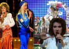 Eurowizja. Zero punkt�w od ka�dego jurora, ABBA i �piewaj�cy indyk. Te wyst�py przesz�y do historii konkursu