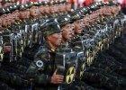 """""""Najbardziej zmilitaryzowane państwo świata"""". W Korei Płn. propagandowa rocznica powołania armii"""