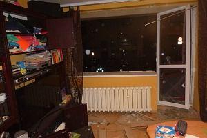 18-latek czyścił komputer sprężonym powietrzem. Eksplozja zrujnowała całe mieszkanie