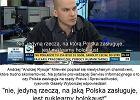 Andrzej Rysuje: Czasy postprawdy, czyli jak chcą mnie zabić internetową fałszywką