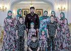 """Czeczenia. Kadyrow zmusza rozwiedzionych, żeby do siebie wracali. """"Miał jedną żonę. Dzięki nam ma dwie!"""""""