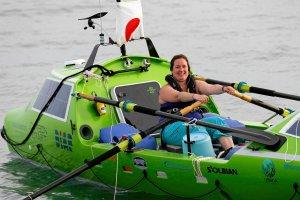 Samotna kobieta p�ynie 6000 mil kajakiem przez Pacyfik. I doskonale wie, co robi