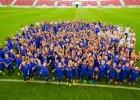 Trening pokazowy Polish Soccer Skills na Stadionie Narodowym przed Super Meczem Real Madryt - Fiorentina