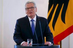 Niemcy: Prezydent Gauck zrezygnowa� z ubiegania si� o reelekcj�